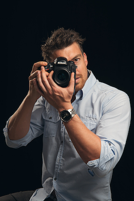 Russ Benning Photography Official bio picture