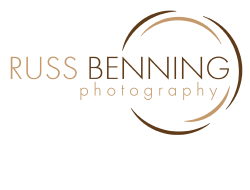 Russ Benning Photography Official logo
